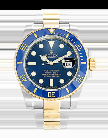 Rolex-116613LB-Submariner