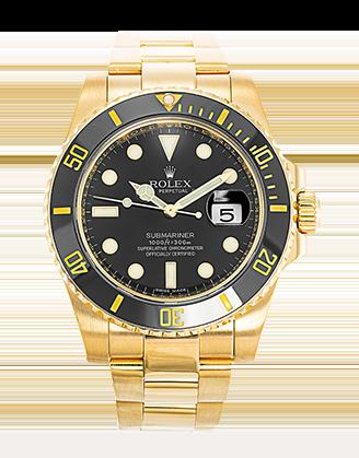 Rolex-116618LN-Submariner