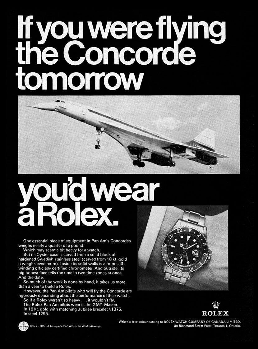 1969-Rolex-GMT-Master-Concorde-advert