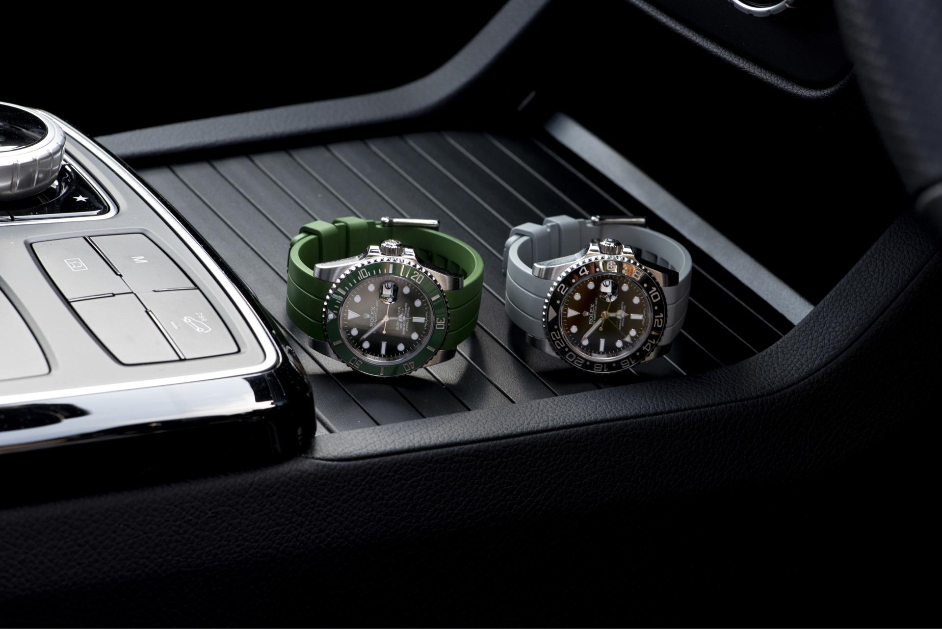 Rolex Rubber Straps 2