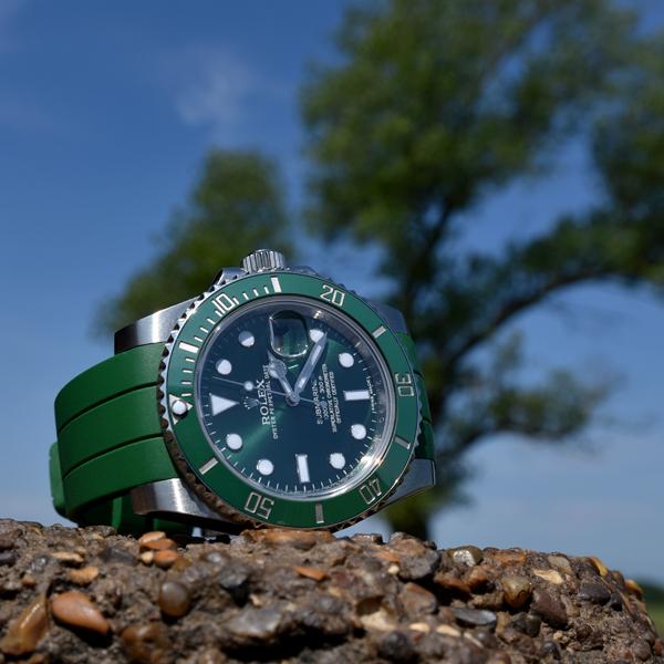 Rolex Rubber Watch Straps 4